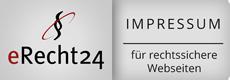 eRecht24 - Impressum-Siegel
